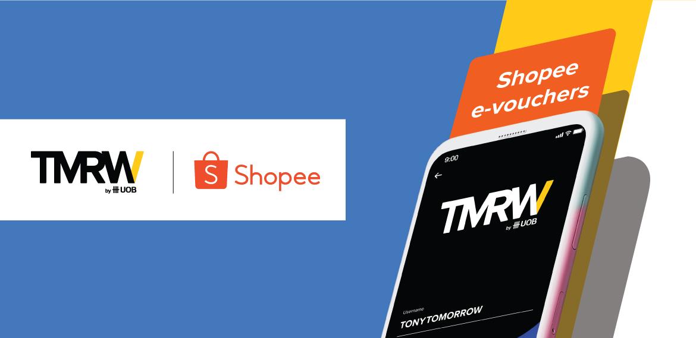 Tmrw By Uob Shopee Partnership